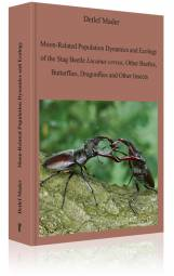 Moon-Related Population Dynamics and Ecology of the Stag Beetle Lucanus Cervus, Other Beetles, Butte
